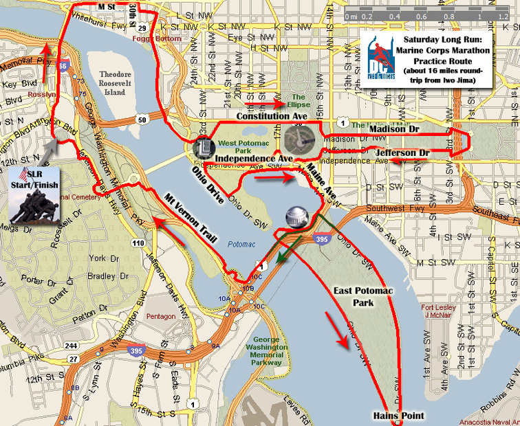 Marine Corps Marathon Washington Dc | Marine World